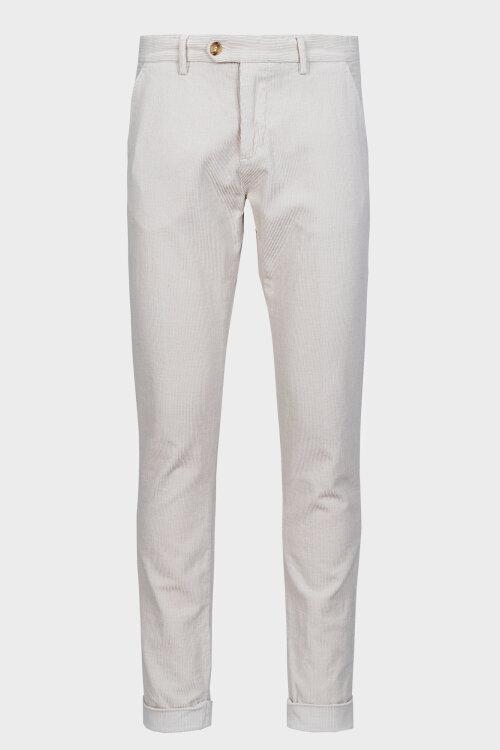 Spodnie Trussardi Jeans 52P00148_0T004411_W059 kremowy