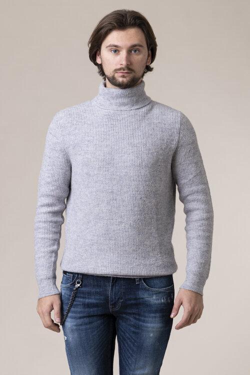 Sweter Antony Morato MMSW01111_9003 szary