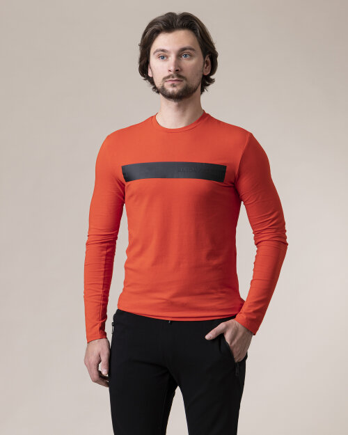 T-Shirt Antony Morato MMKL00274_5053 pomarańczowy
