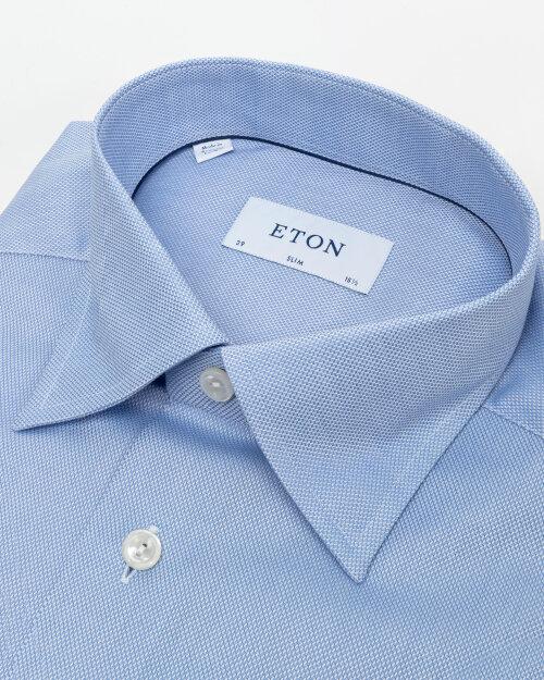Koszula Eton 4707_61511_23 niebieski