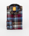 Koszula Redmond 202305110_70 bordowy