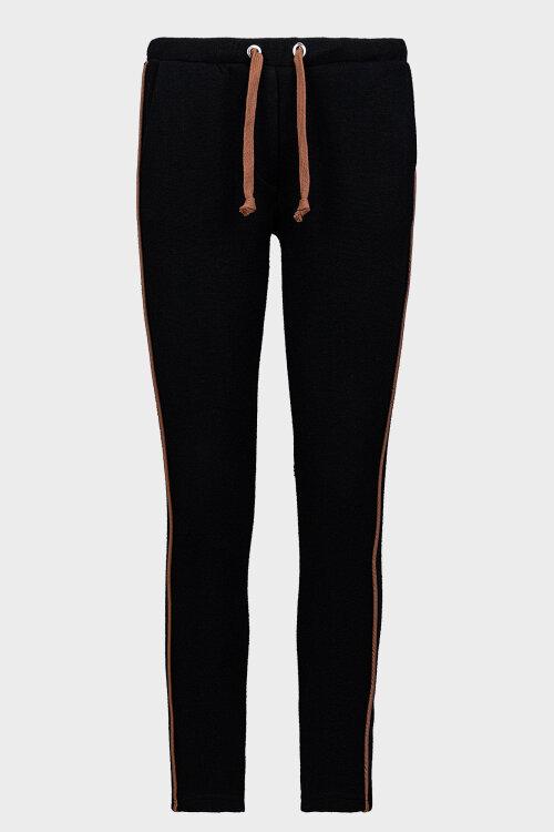Spodnie Fraternity JZ20_W-TRO-0056 _BLACK czarny