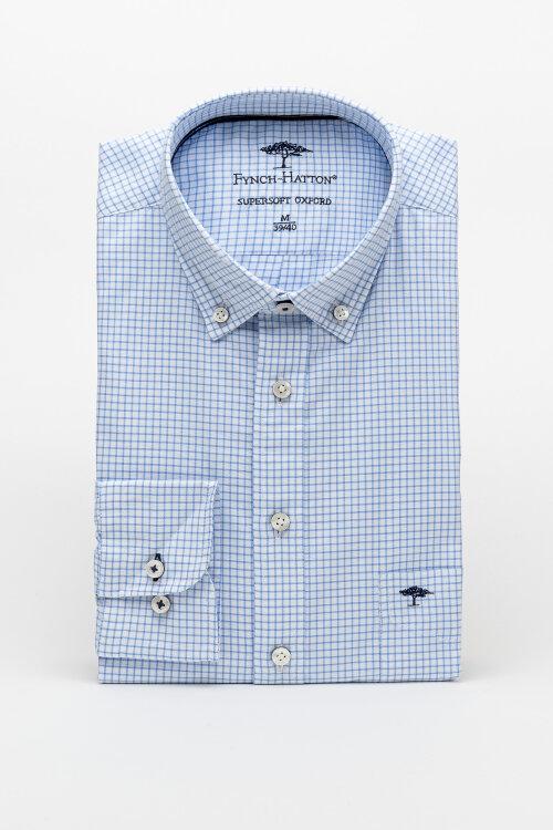 Koszula Fynch-Hatton 10005500_5520 Niebieski Fynch-Hatton 10005500_5520 niebieski