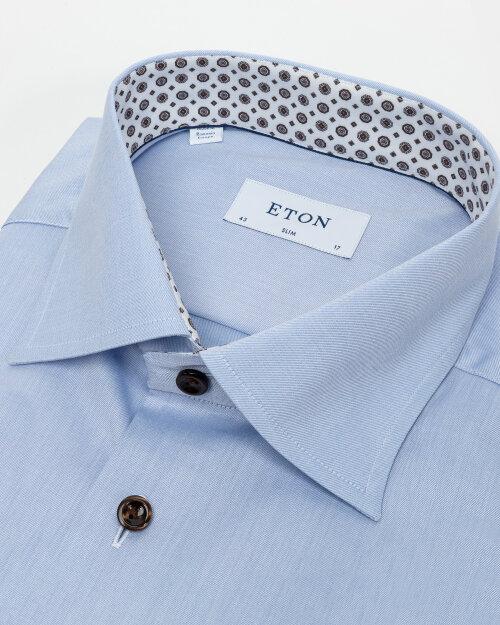 Koszula Eton 1000_01728_21 niebieski