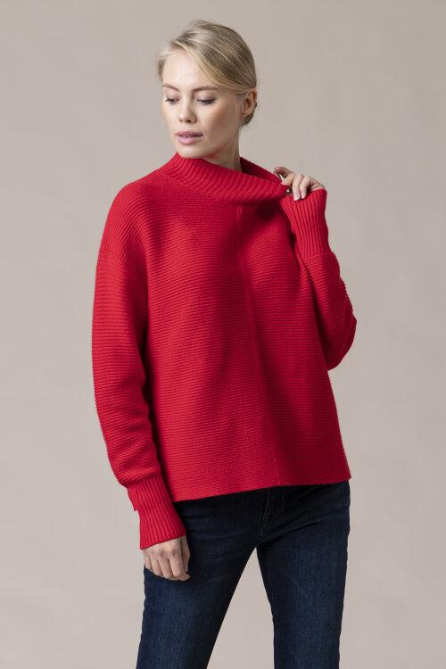Sweter Campione 7112010_121010_60100 czerwony