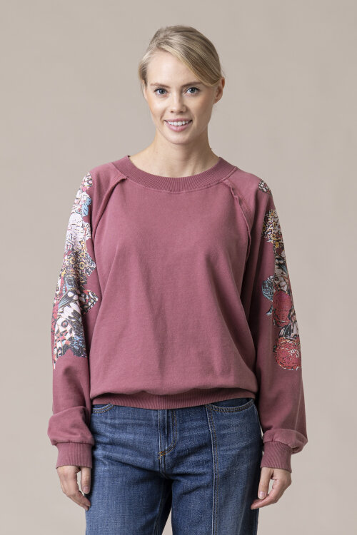 Sweter Lollys Laundry 20303_9001_DUSTY ROSE różowy