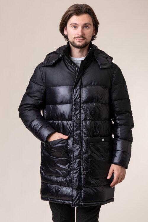 Kurtka Trussardi Jeans 52S00465_1T004447_K299 czarny