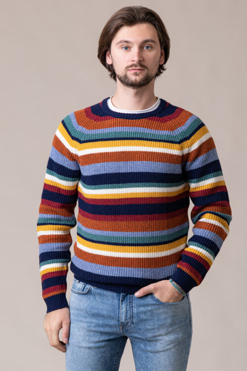 907101251 Colours & Sons 9220-196_900 MULTI STRIPES wielobarwny