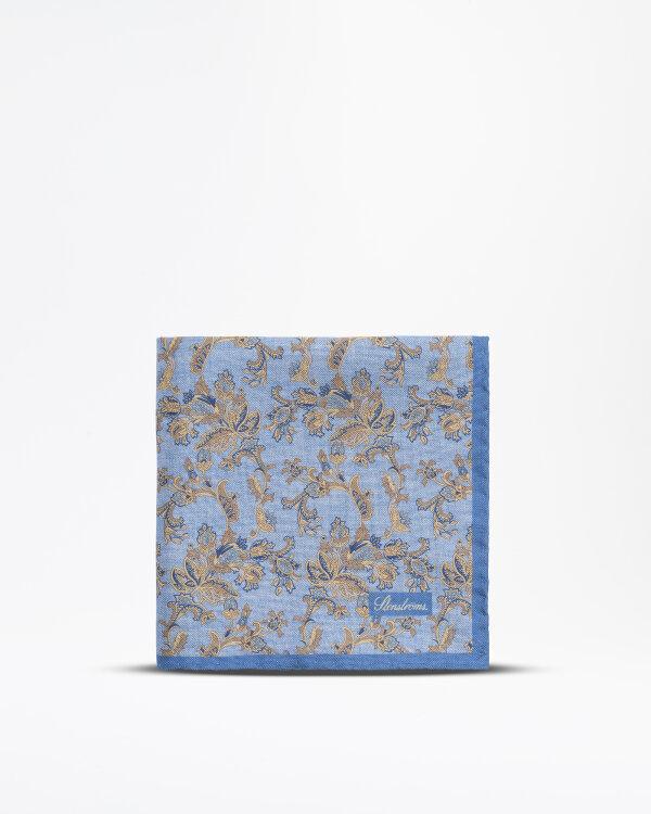 Poszetka Stenströms 923153_004 niebieski