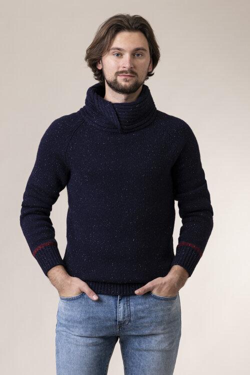 Sweter Colours & Sons 9220-141_699 RAW DENIM granatowy