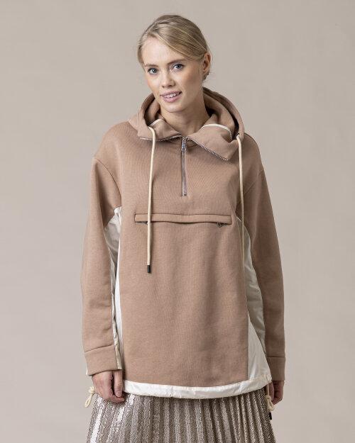 Sweter Beatrice B 20FA8913FEL_203 kremowy