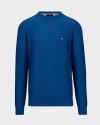 Sweter Fynch-Hatton 1220220_651 niebieski