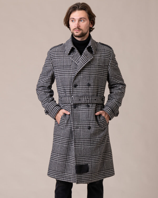 Płaszcz Baldessarini 8666_18704_9522 czarny