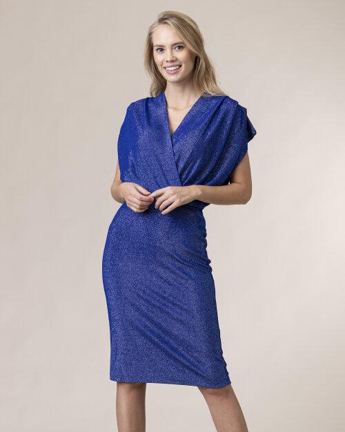 Sukienka Lollys Laundry 20417_2012_BLUE niebieski