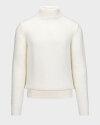 Sweter Trussardi Jeans 52M00414_0F000578_W004 kremowy