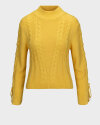 Sweter Na-Kd 1100-003072_DUSTY YELOW żółty