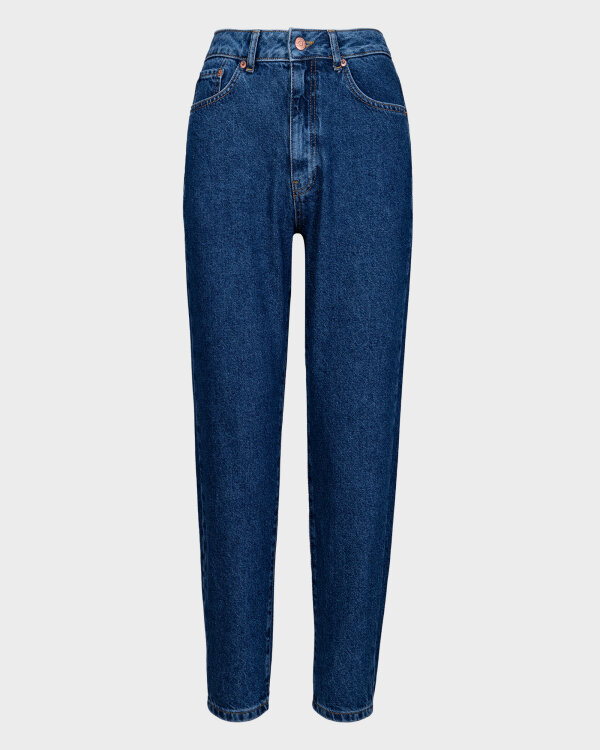 Spodnie Na-Kd 1660-000176_DARK BLUE niebieski