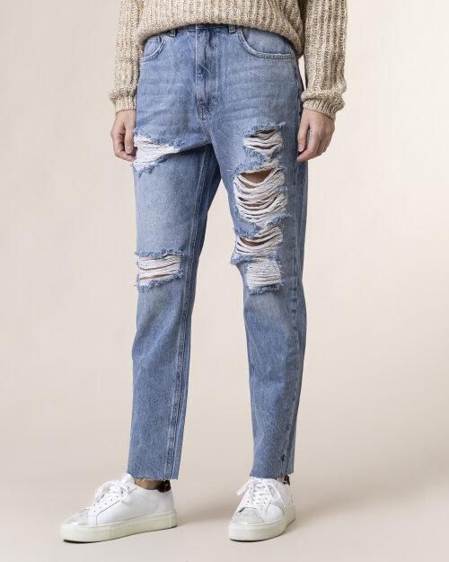 Spodnie Na-Kd 1018-004688_LIGHT BLUE niebieski