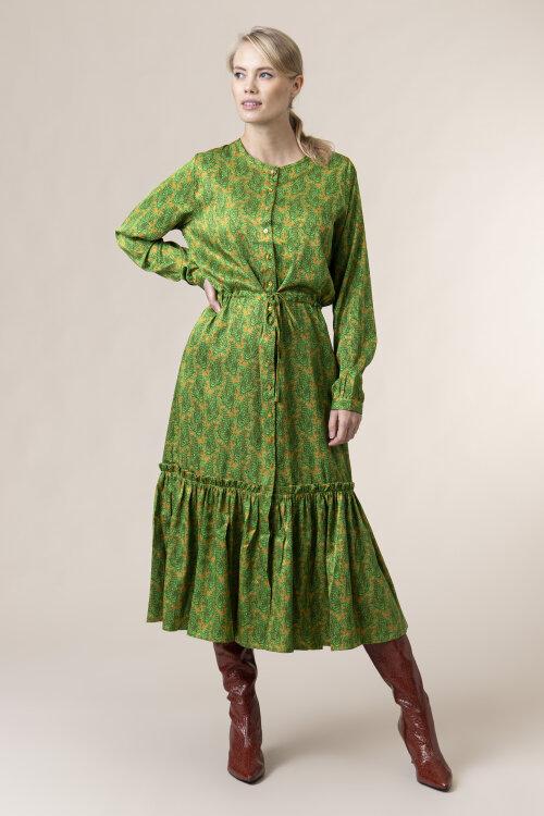 Sukienka Lollys Laundry 20405_2002_GREEN zielony