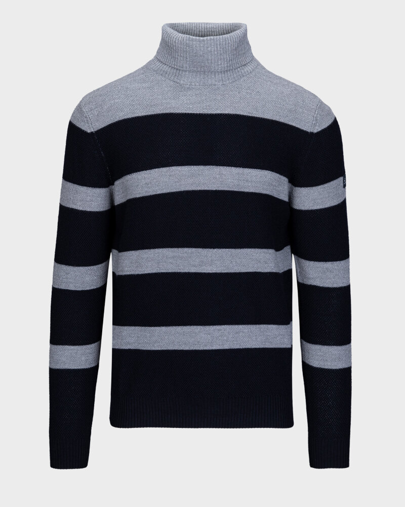Sweter Navigare NV1030433_001 czarny - fot:1