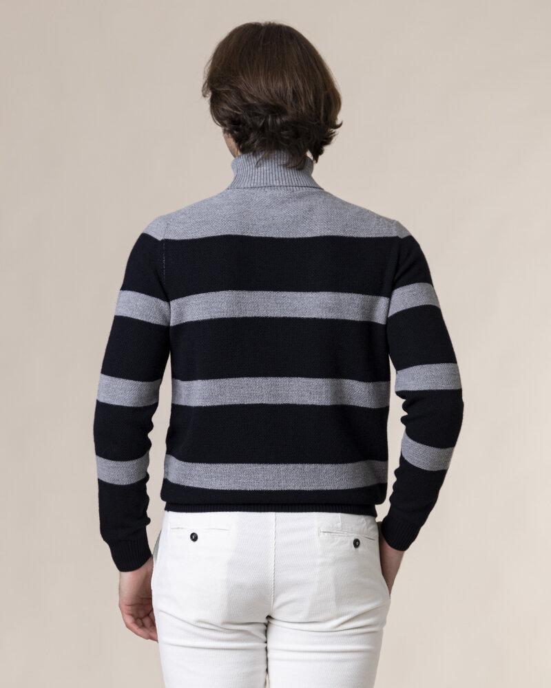 Sweter Navigare NV1030433_001 czarny - fot:4