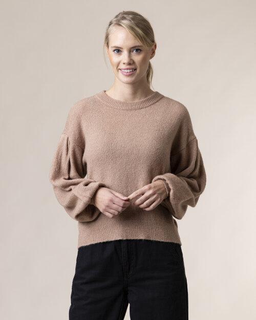 Sweter Na-Kd 1018-004711_BEIGE beżowy