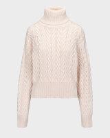 Sweter Na-Kd 1660-000241_LIGHT BEIGE beżowy