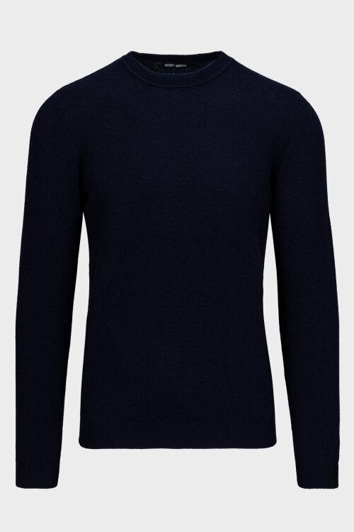 Sweter Antony Morato MMSW01125_7073 granatowy