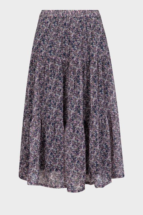 Spódnica Lollys Laundry 20412_4002_FLOWER PRINT wielobarwny