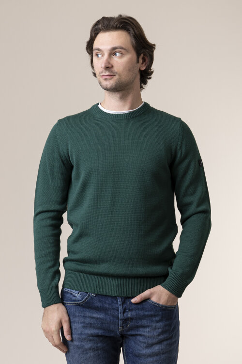 Sweter Navigare NV120020_465 zielony