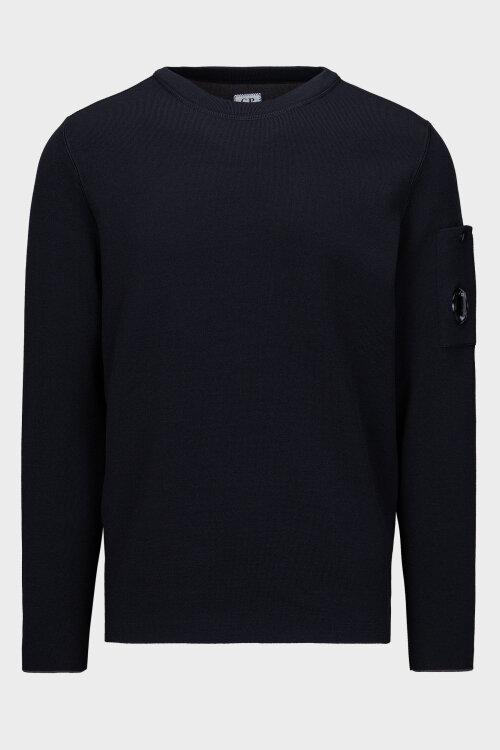 Sweter C.p. Company 09CMKN125A005834A_V01 czarny
