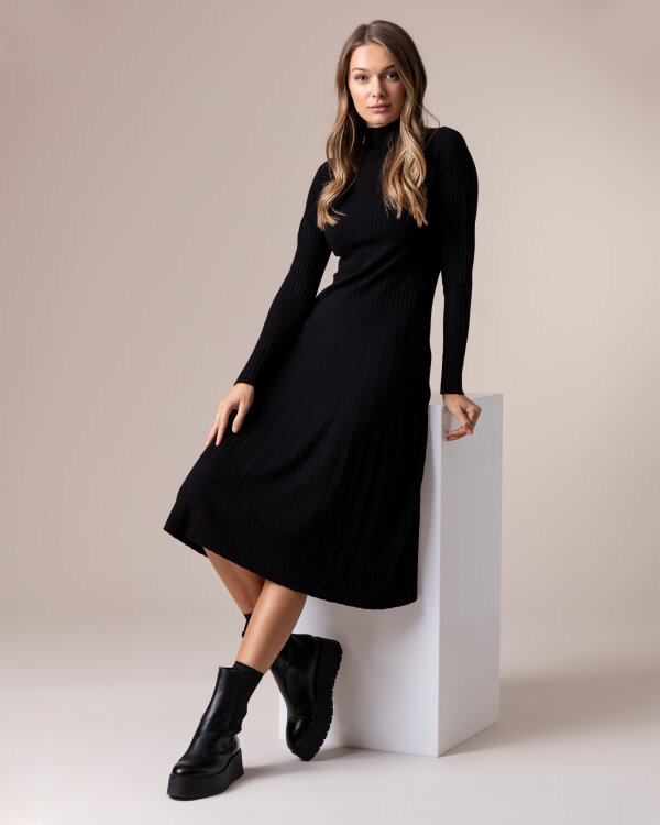 Sukienka Fraternity JZ20_ALISON_BLACK czarny