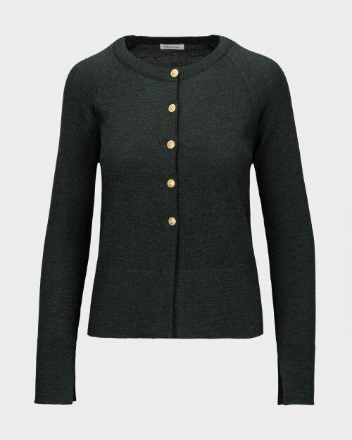 Sweter Stenstroms 450108_2777_450 ciemnozielony
