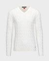 Sweter Roy Robson 091038691010800/01_A102 biały