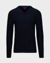 Sweter Roy Robson 091038691010800/01_A401 granatowy