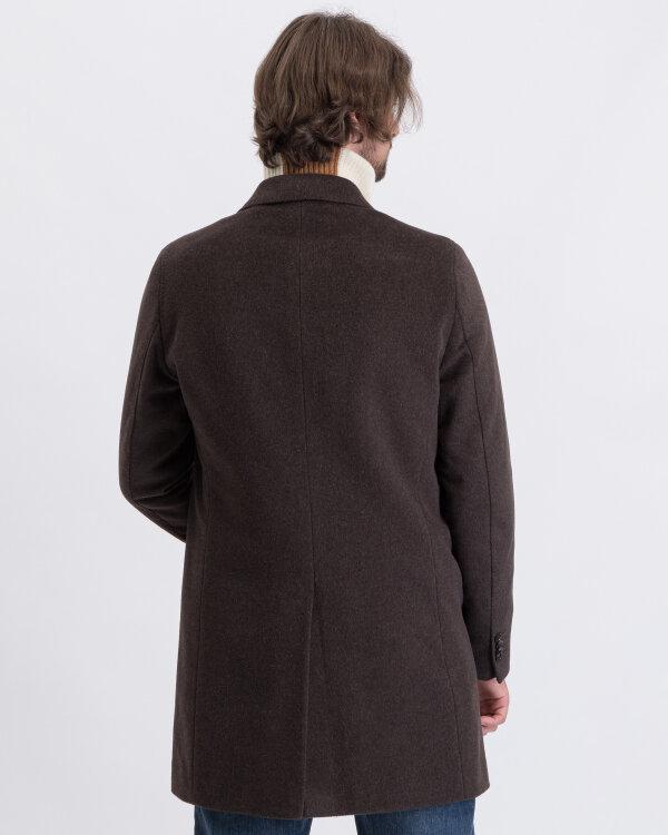 Płaszcz Oscar Jacobson STROVIK 7126_9049_544 brązowy