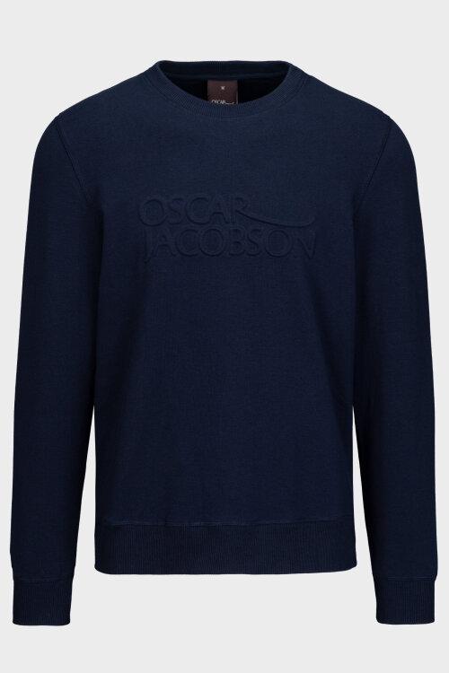 Bluza Oscar Jacobson KACEY 6947_5549_213 granatowy