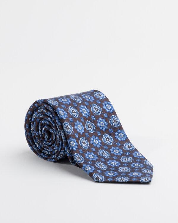 Krawat Stenströms 913139_007 brązowy
