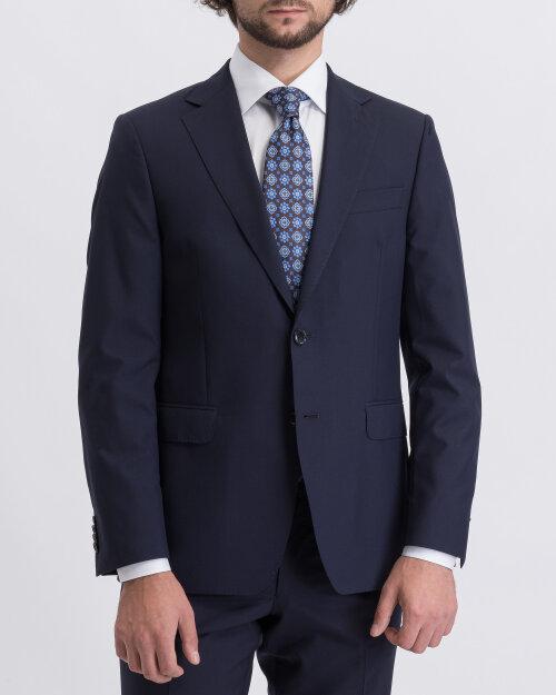 Krawat Stenstroms 913139_007 brązowy