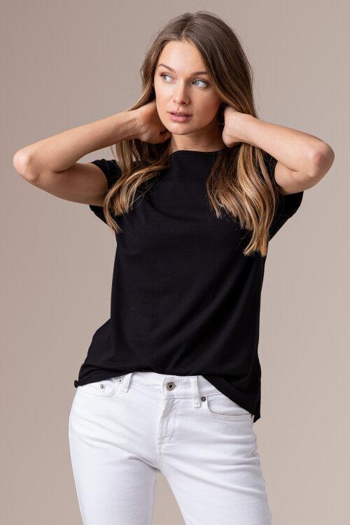 T-Shirt Fraternity NOS_W-TSH-0069 NOS_BLACK/V czarny