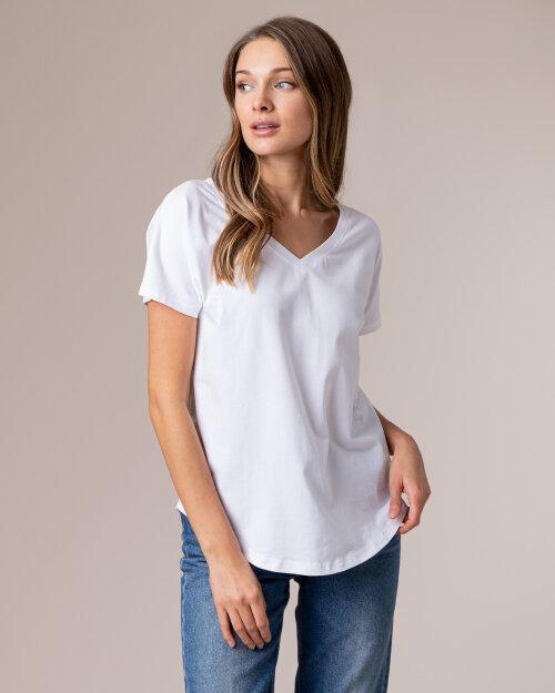 T-Shirt Fraternity NOS_W-TSH-0061 NOS_WHITE/B biały