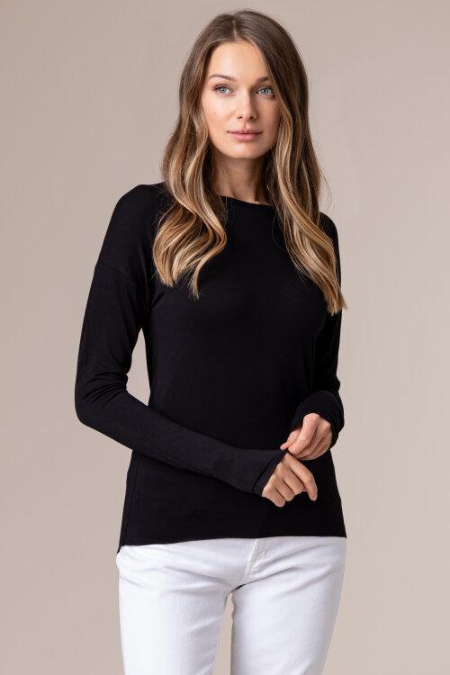 T-Shirt Fraternity NOS_W-TSH-0070 NOS_BLACK/W czarny