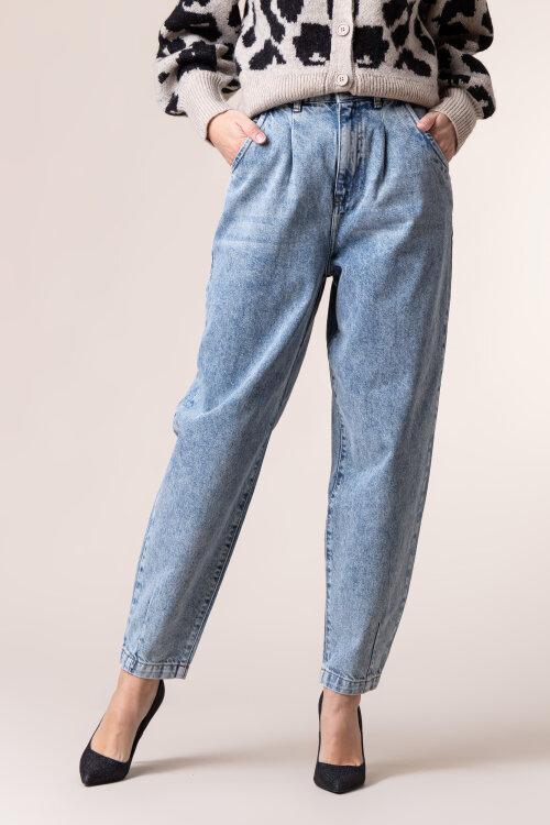 Spodnie Na-Kd 1660-000116_ACID BLUE niebieski