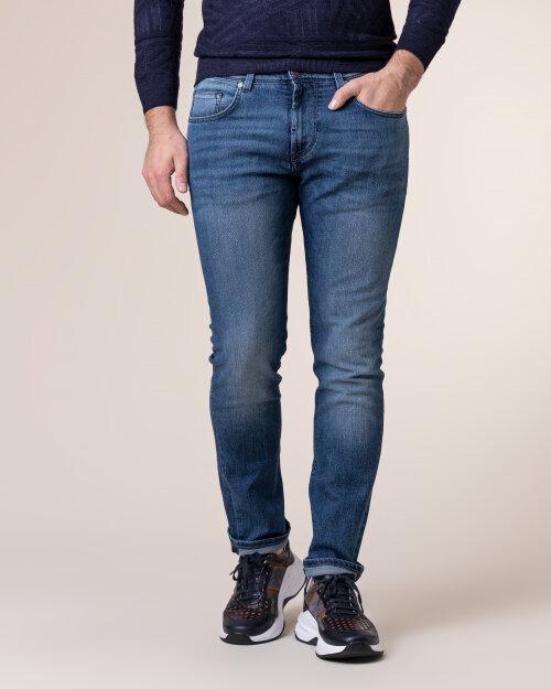 Spodnie Baldessarini 1464_16411_6827 niebieski