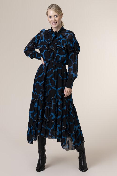 Sukienka Beatrice B 20FA6349ELI41_550 czarny