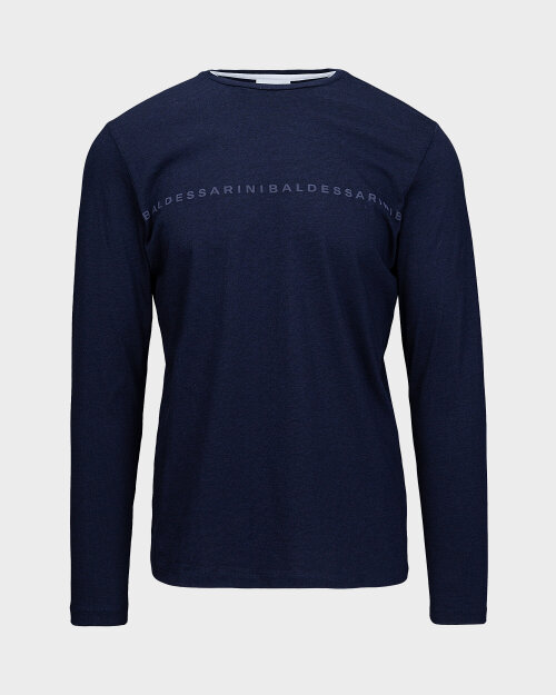 T-Shirt Baldessarini 5015_20005_6500 granatowy