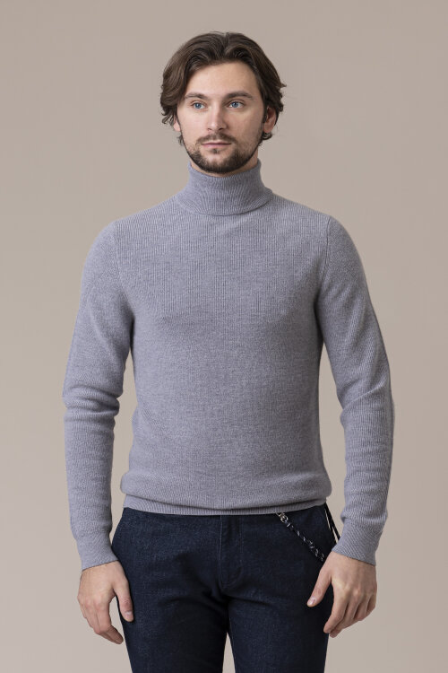 Sweter Roy Robson 091038791012400/01_A050 szary