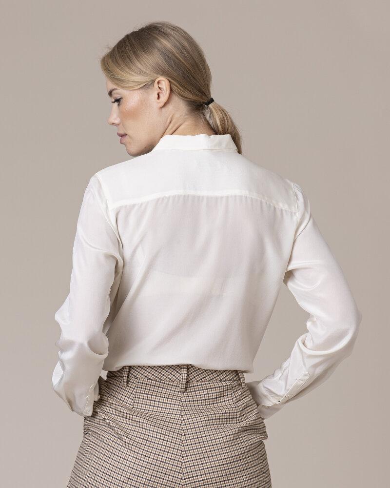 Bluzka Stenstroms 242255_6006_050 beżowy - fot:4