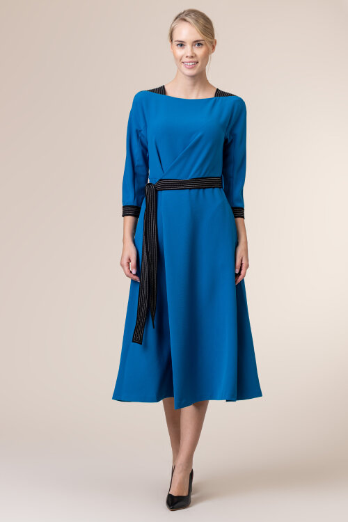 Sukienka Beatrice B 20FA6346STAR_550 czarny
