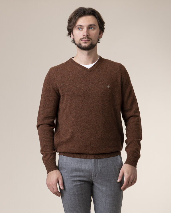 Sweter Fynch-Hatton 1220801_217 brązowy